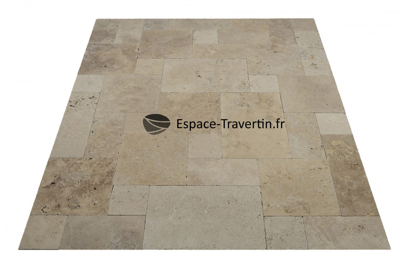 travertin opus 4 mix beige vieilli rustique sign espace travertin. Black Bedroom Furniture Sets. Home Design Ideas